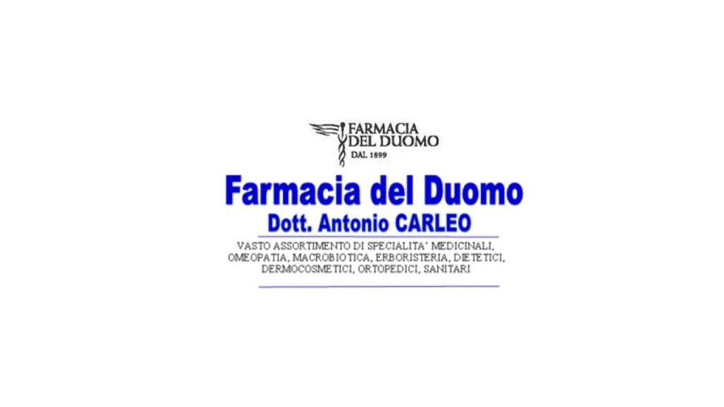 Farmacia del Duomo, Carleo Cava de' Tirreni, Salerno